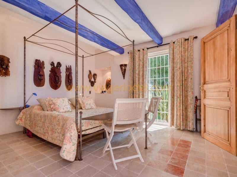 Verkauf auf rentenbasis haus La colle-sur-loup 2096000€ - Fotografie 19