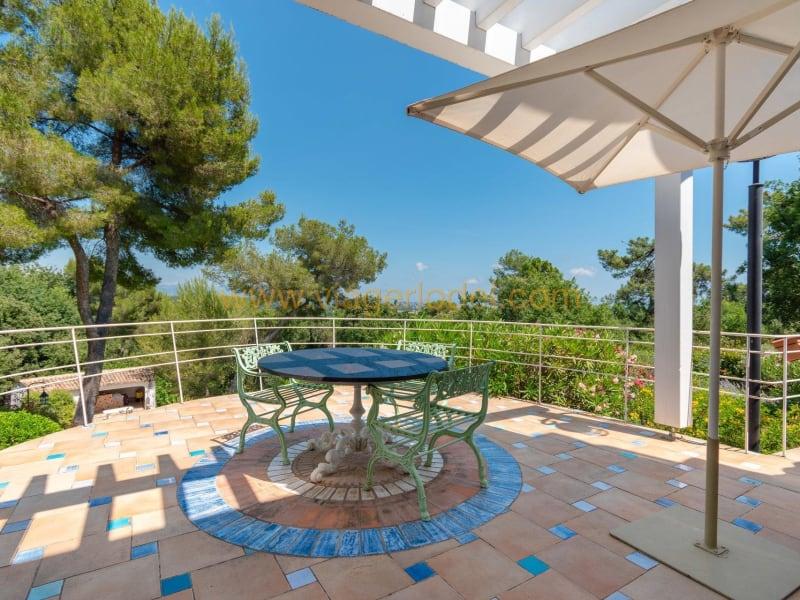 Verkauf auf rentenbasis haus La colle-sur-loup 2096000€ - Fotografie 8
