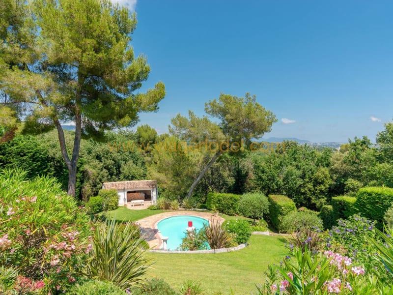 Verkauf auf rentenbasis haus La colle-sur-loup 2096000€ - Fotografie 4