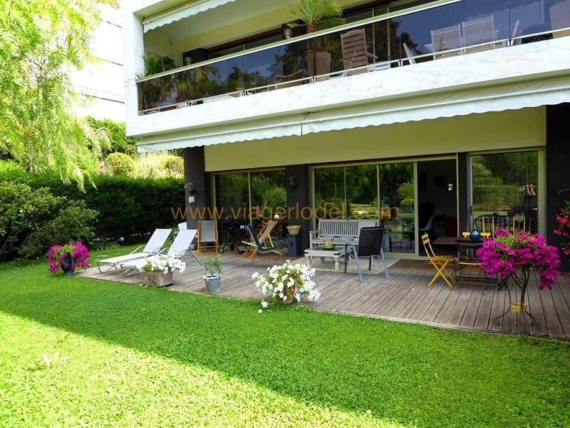 Life annuity apartment Cannes 240 000€ - Picture 1