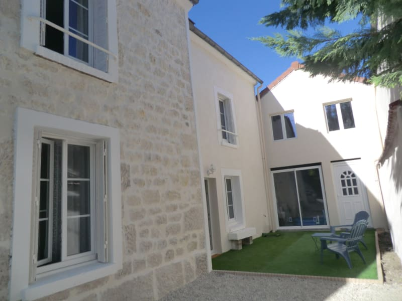 Sale house / villa Coye la foret 460 000€ - Picture 1