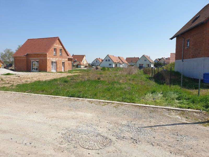 Vente terrain Lauterbourg 78200€ - Photo 2