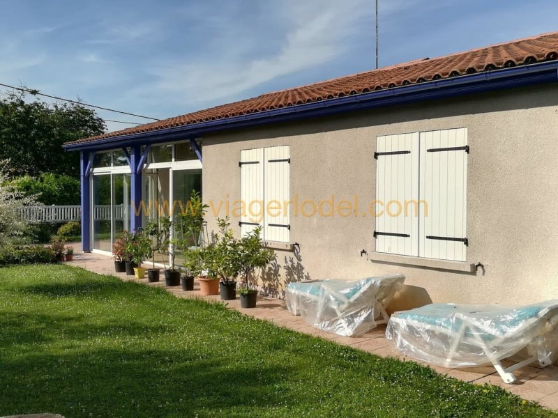 Life annuity house / villa Condezaygues 47 500€ - Picture 3