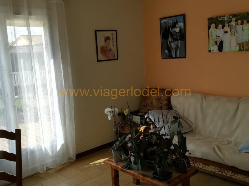 Life annuity house / villa Condezaygues 47 500€ - Picture 7
