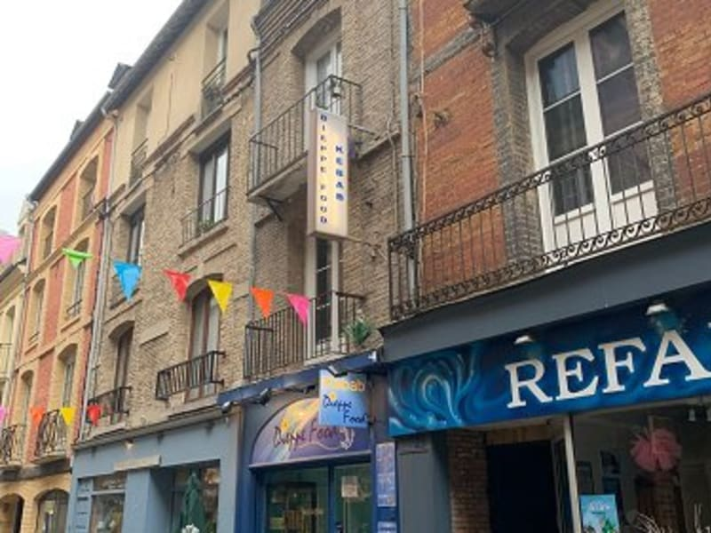 Sale building Dieppe centre 92 000€ - Picture 1