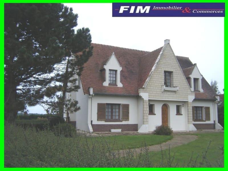 Verkauf haus Friville escarbotin 199000€ - Fotografie 1