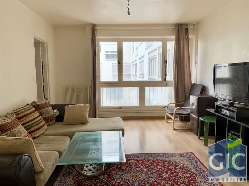 Sale apartment Herouville saint clair 75 500€ - Picture 2