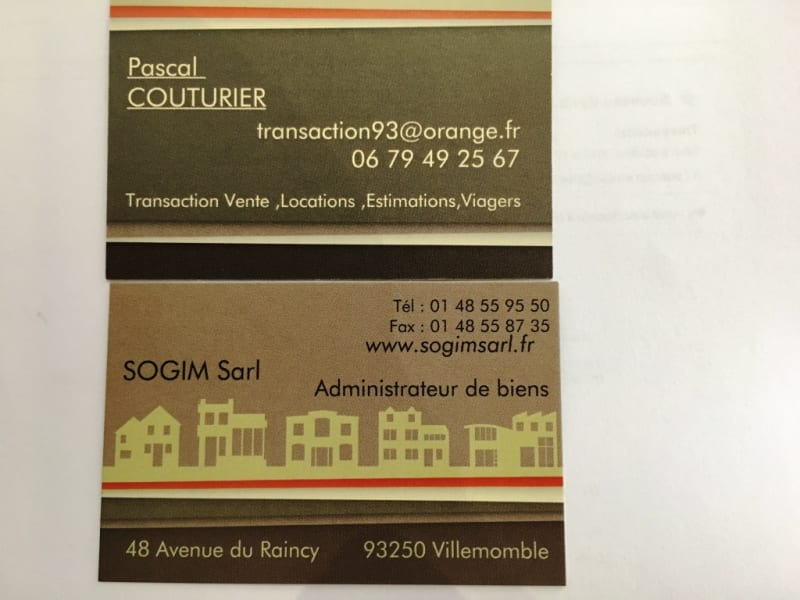 Vente maison / villa Montfermeil 780000€ - Photo 1