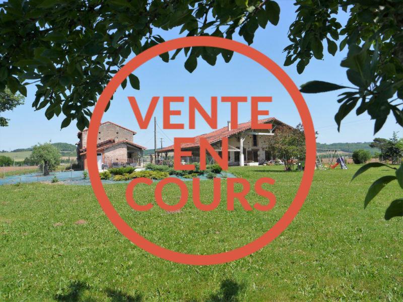 FERMETTE EN PIERRE - 6 pièces - 175 m²