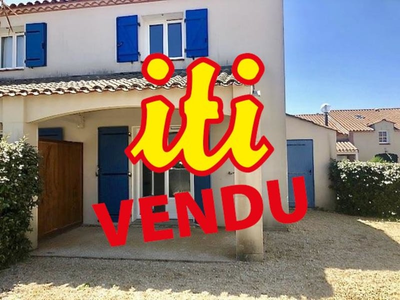 Sale house / villa Les sables d'olonne 226 700€ - Picture 1