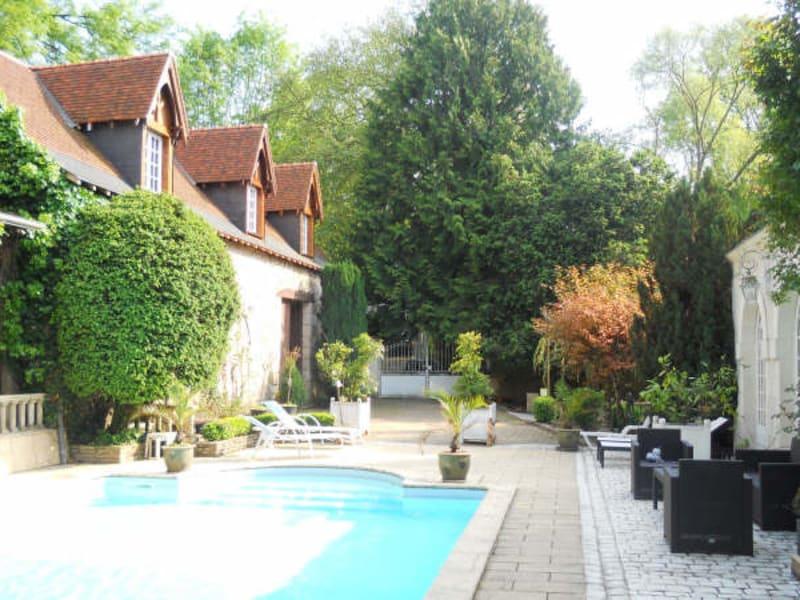 Sale house / villa St cyr sur loire 815000€ - Picture 1