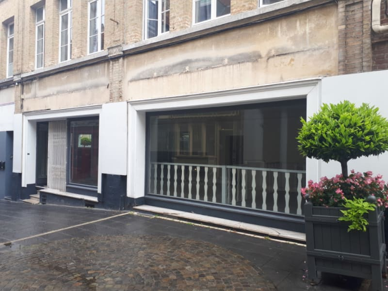 Location local commercial Saint omer 500€ CC - Photo 1
