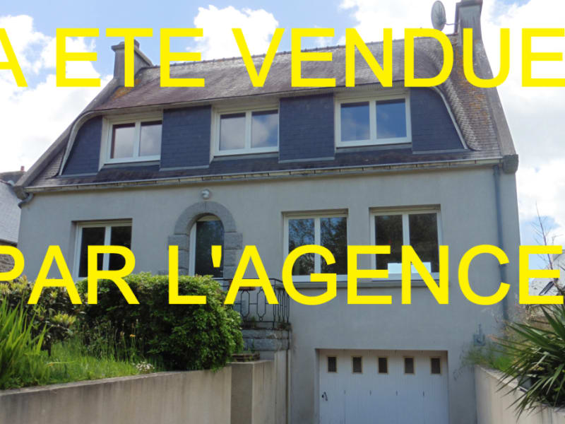 Sale house / villa Ploneour lanvern 148400€ - Picture 1