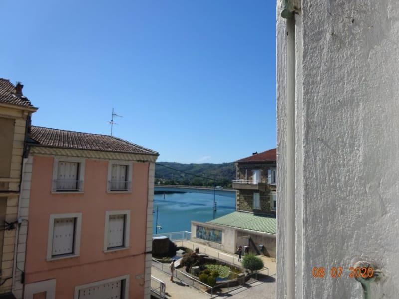 Vente appartement St vallier 56000€ - Photo 1