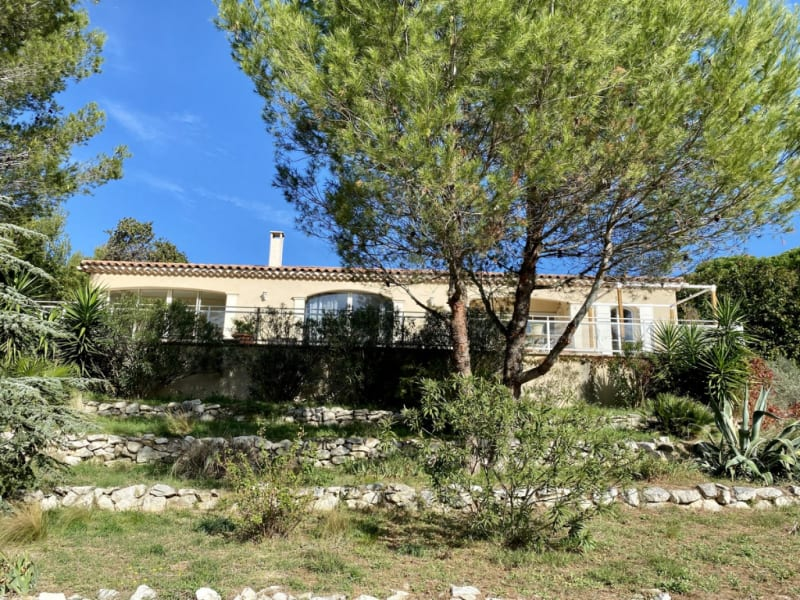Sale house / villa Villeneuve les avignon 830000€ - Picture 1