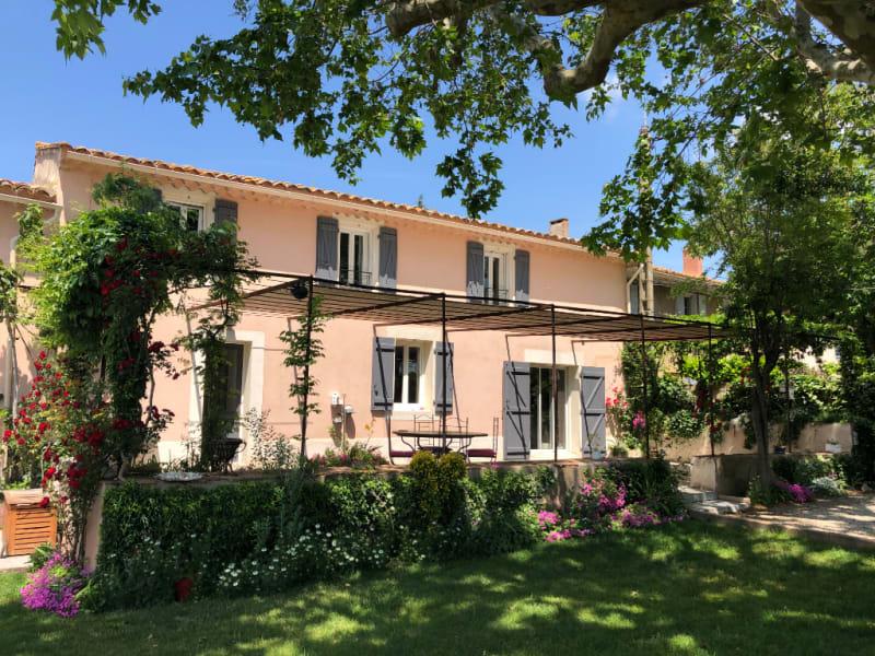 Vente maison / villa Aix en provence 710000€ - Photo 1