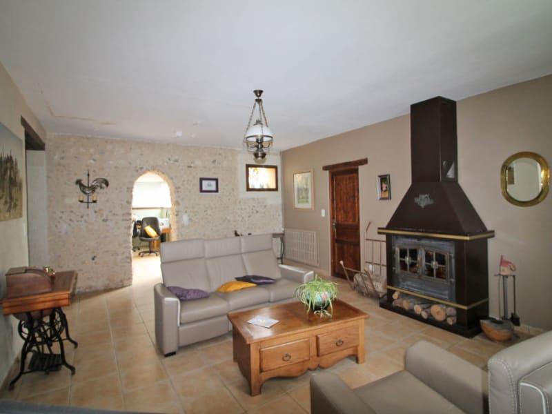 Vente maison / villa La chartre sur le loir 226500€ - Photo 5