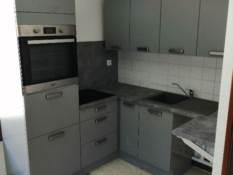 Rental apartment Aire sur la lys 500€ CC - Picture 2