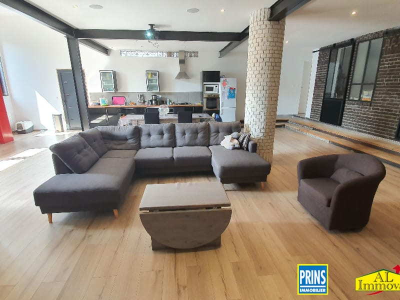 Deluxe sale loft/workshop/open plan Isbergues 167 000€ - Picture 2