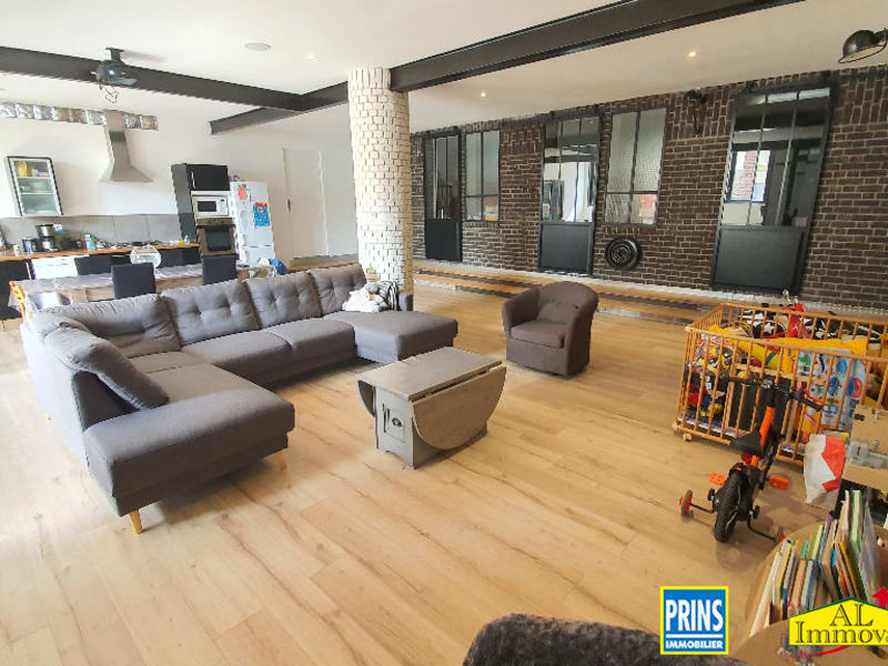 Deluxe sale loft/workshop/open plan Isbergues 167 000€ - Picture 3
