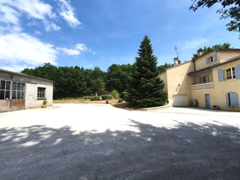 Vente maison / villa Lamérac 304500€ - Photo 2