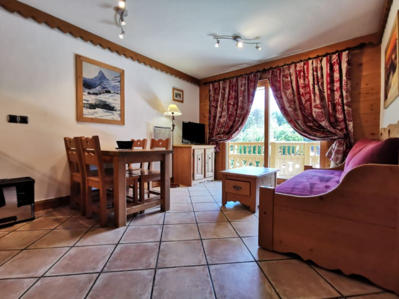 Sale apartment Les houches 225000€ - Picture 2