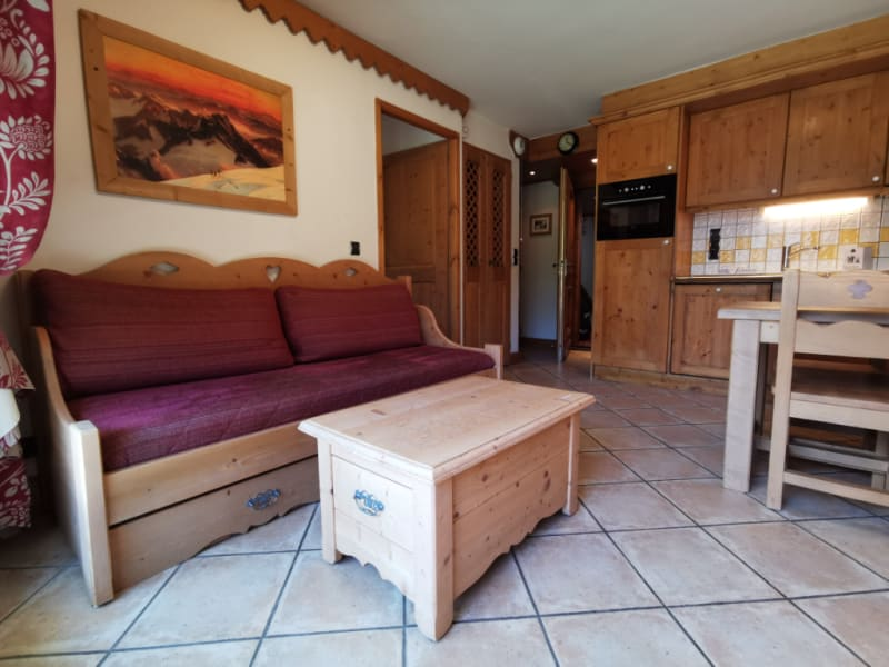 Sale apartment Les houches 225 000€ - Picture 3