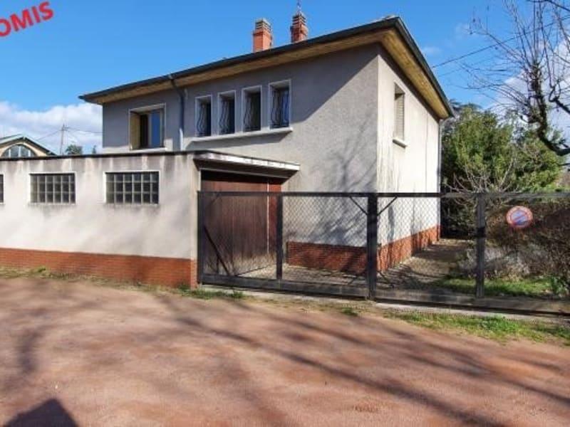 Vente maison / villa Tassin la demi lune 489000€ - Photo 2