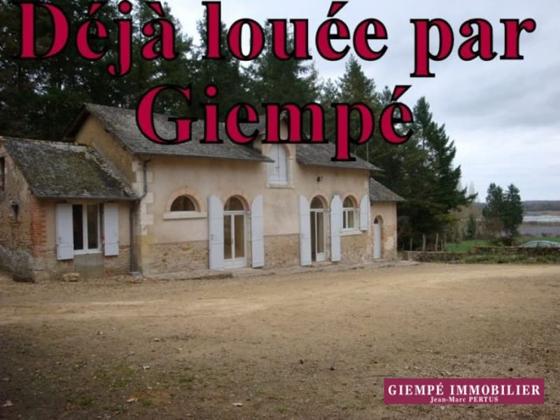 Location maison / villa Bazouges-sur-le-loir 585€ CC - Photo 1