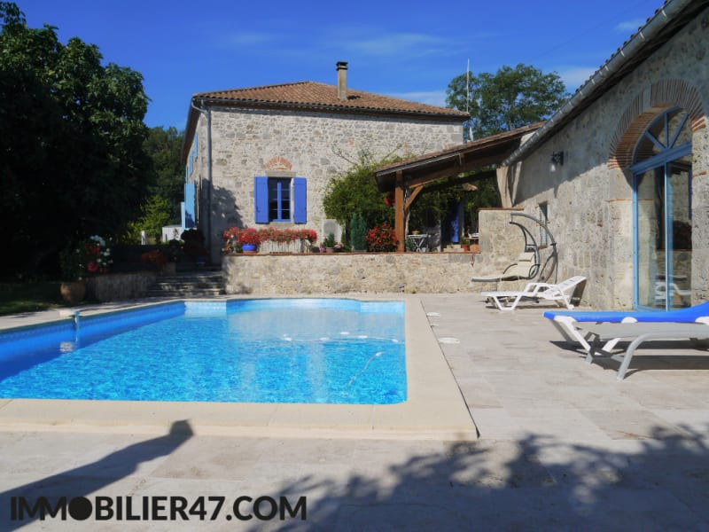 Vente maison / villa Prayssas 580 000€ - Photo 1