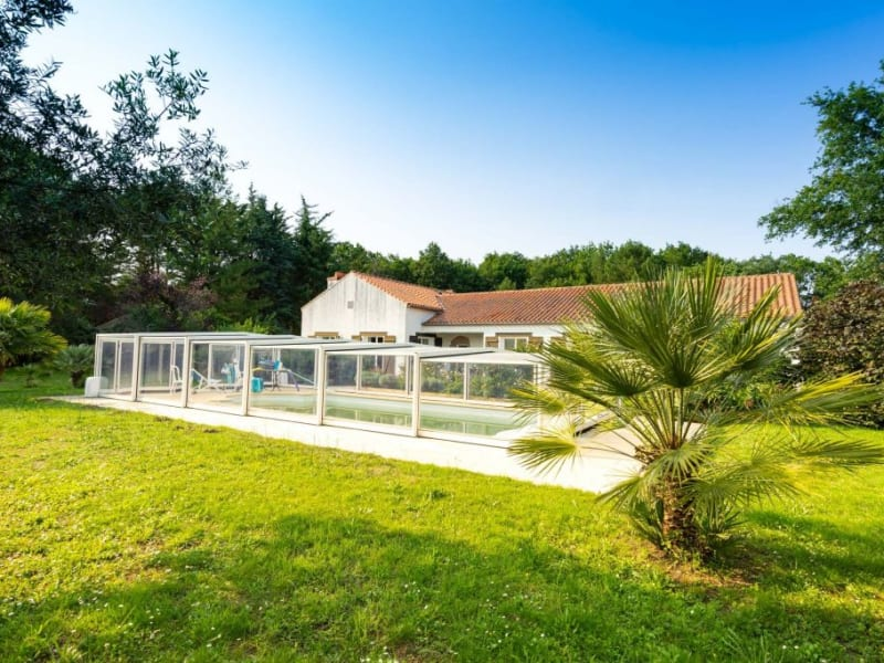 Vente maison / villa Bouaye 565000€ - Photo 1