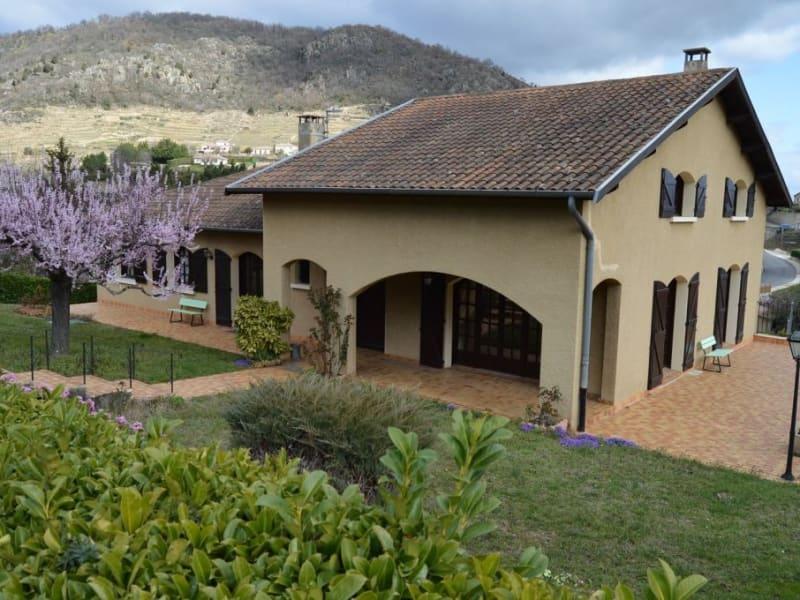 Vente maison / villa Andance 265000€ - Photo 1