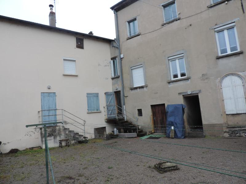 Location appartement Amplepuis 485€ CC - Photo 1