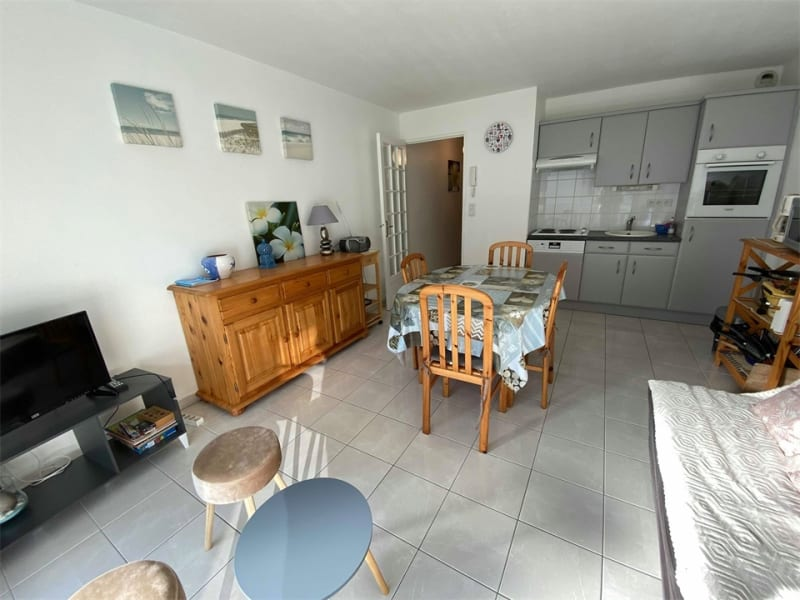 Location vacances appartement Cucq 371€ - Photo 1