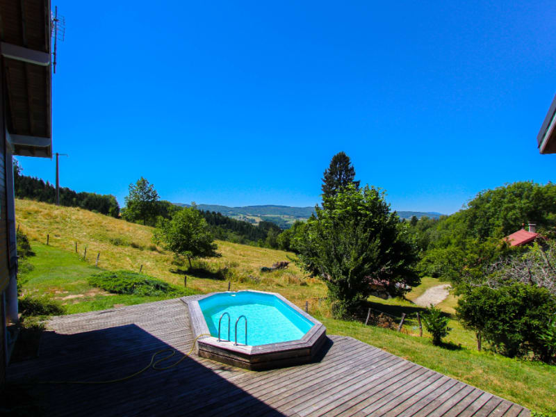 Vente maison / villa Marcieux 493500€ - Photo 17