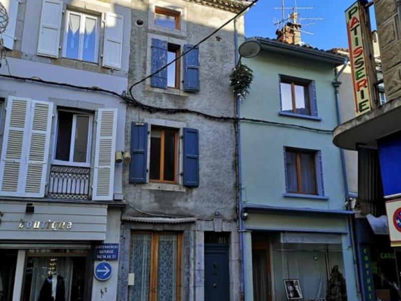 Sale house / villa Saint girons 96000€ - Picture 1