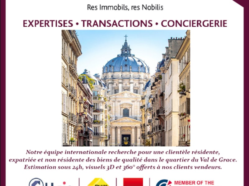 Vendita appartamento Paris 5ème 1250000€ - Fotografia 3