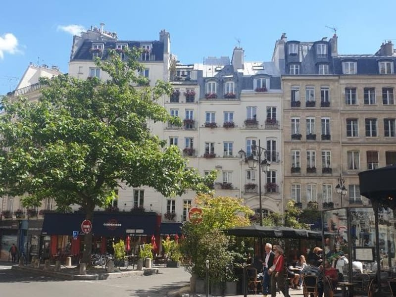 Vendita appartamento Paris 6ème 305000€ - Fotografia 3