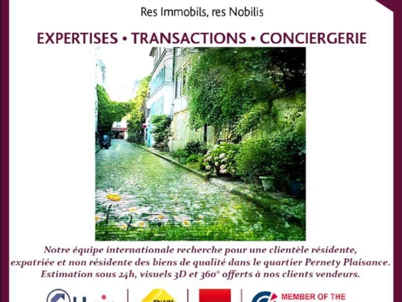 Sale apartment Paris 14ème 748000€ - Picture 1
