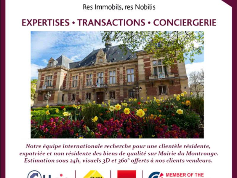 Affitto appartamento Montrouge 1390€ CC - Fotografia 1