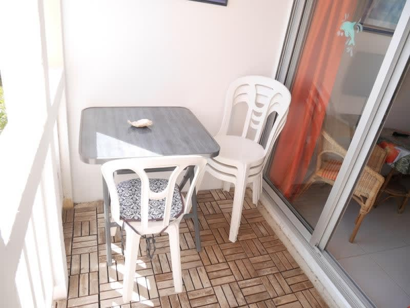 Sale apartment Le barcares 62 500€ - Picture 2