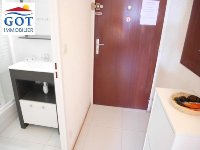 Vente appartement Le barcares 62 500€ - Photo 8