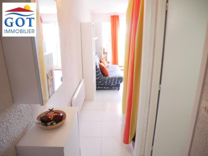 Vente appartement Le barcares 62 500€ - Photo 9