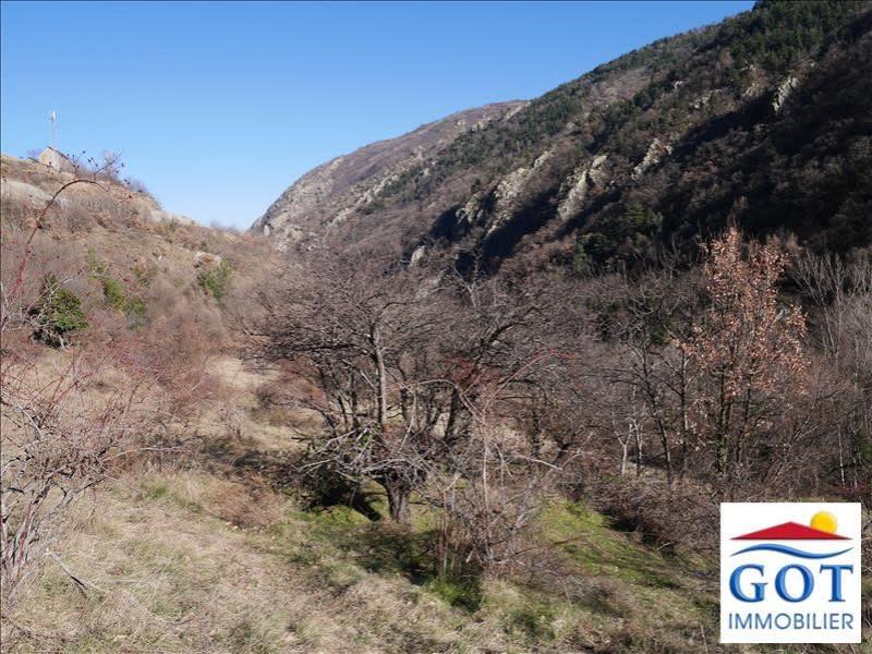 Verkoop  stukken grond Fontpedrouse 7500€ - Foto 1
