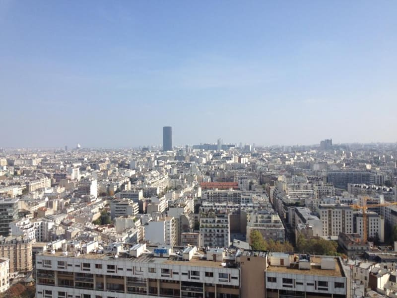 Vente appartement Paris 15ème 585 000€ - Photo 1
