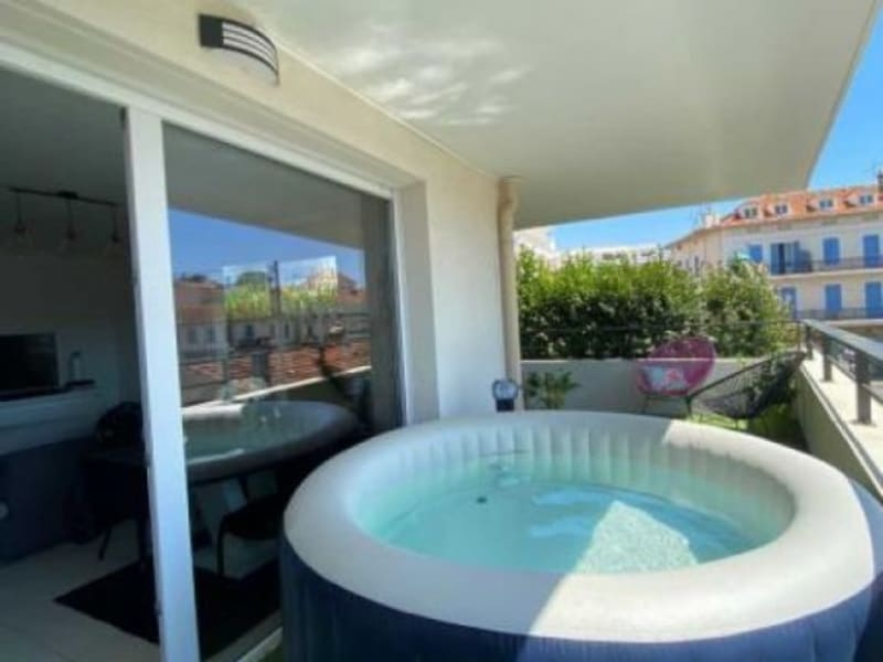 Vendita appartamento Le cannet 210000€ - Fotografia 2