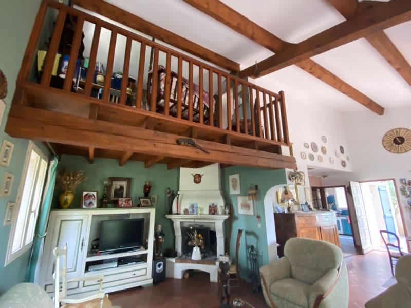 Vente maison / villa Eguilles 635000€ - Photo 1
