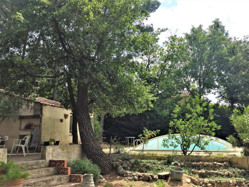 Vente maison / villa Eguilles 635000€ - Photo 2