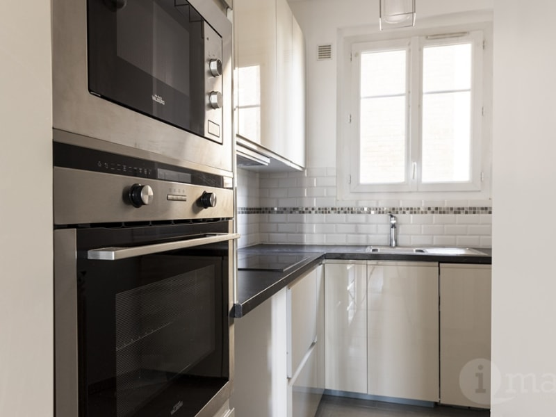 Sale apartment Courbevoie 415 000€ - Picture 4