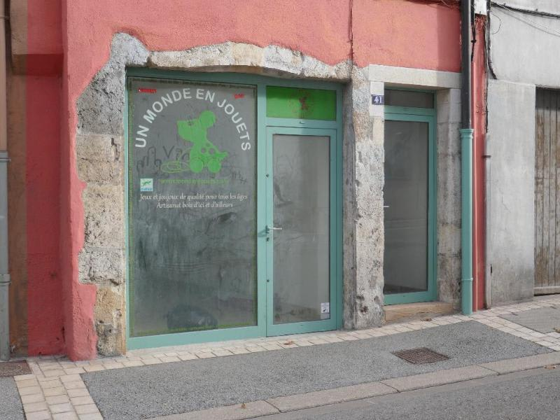Location local commercial Nantua 100€ HC - Photo 1